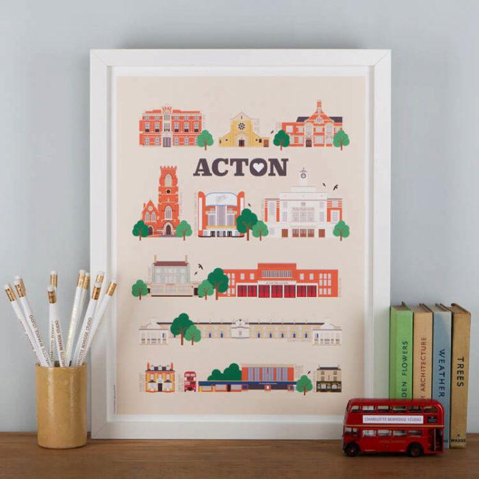 Historic Acton landmarks