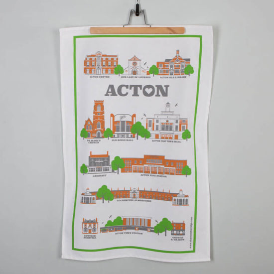 Acton Tea Towel