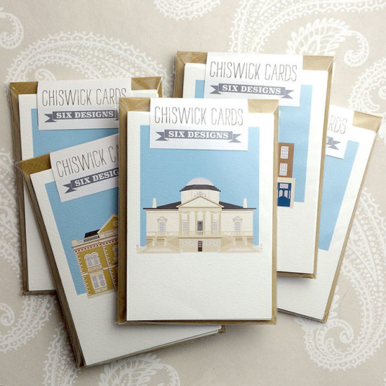 Chiswick Illustrated Card Collection