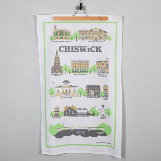 Chiswick Tea Towel