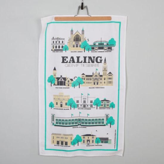 Ealing Tea Towel