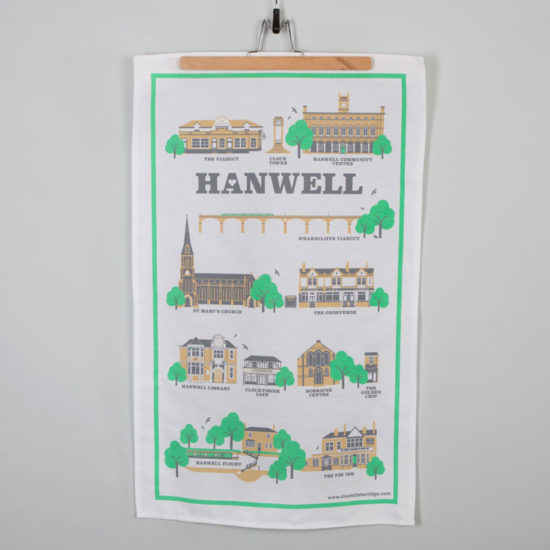Hanwell Tea Towel