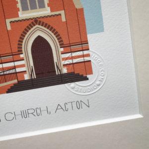 St Mary's Church Acton