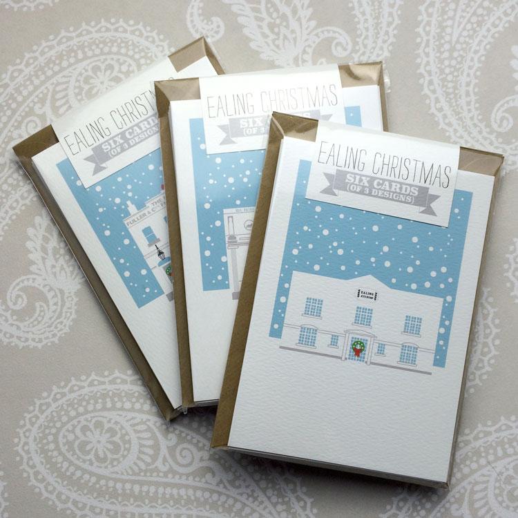 Ealing-Xmas-Cards