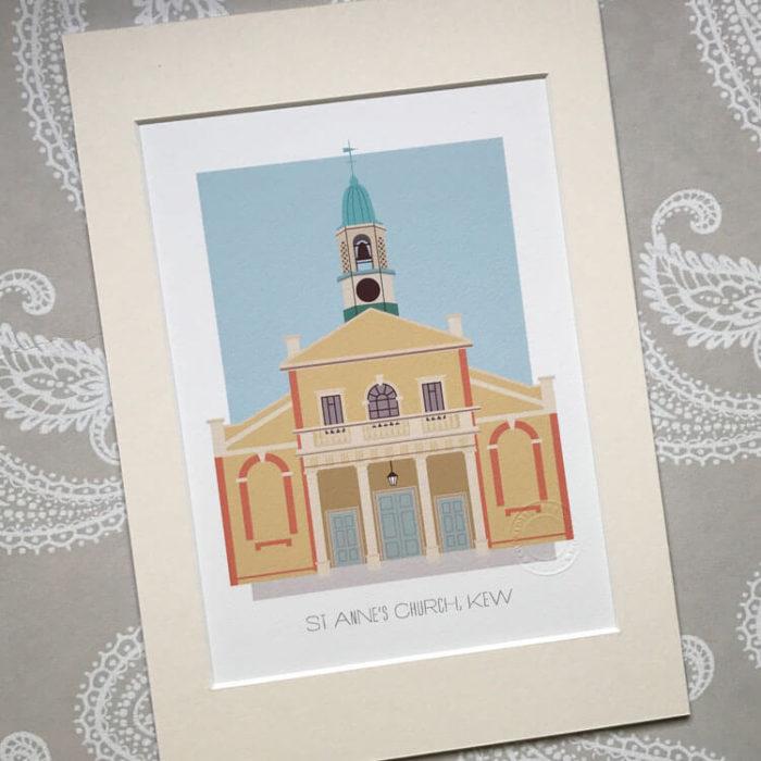 St Annes Church Ealing