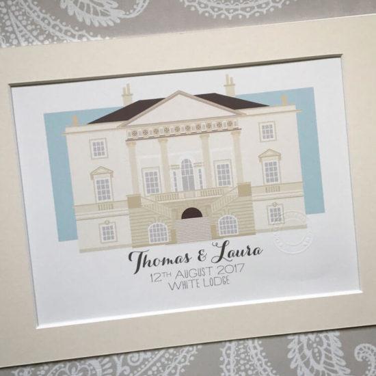 White Lodge Ealing