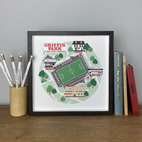 Griffin Park & The Four Corners