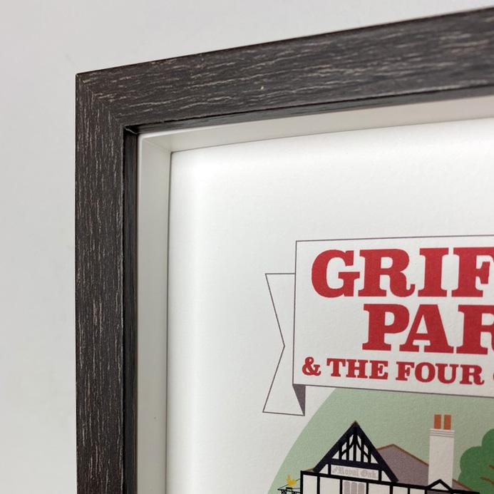 Griffin Park & The Four Corners