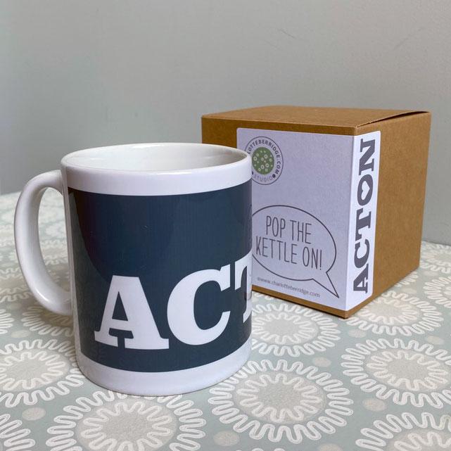 Acton Mug